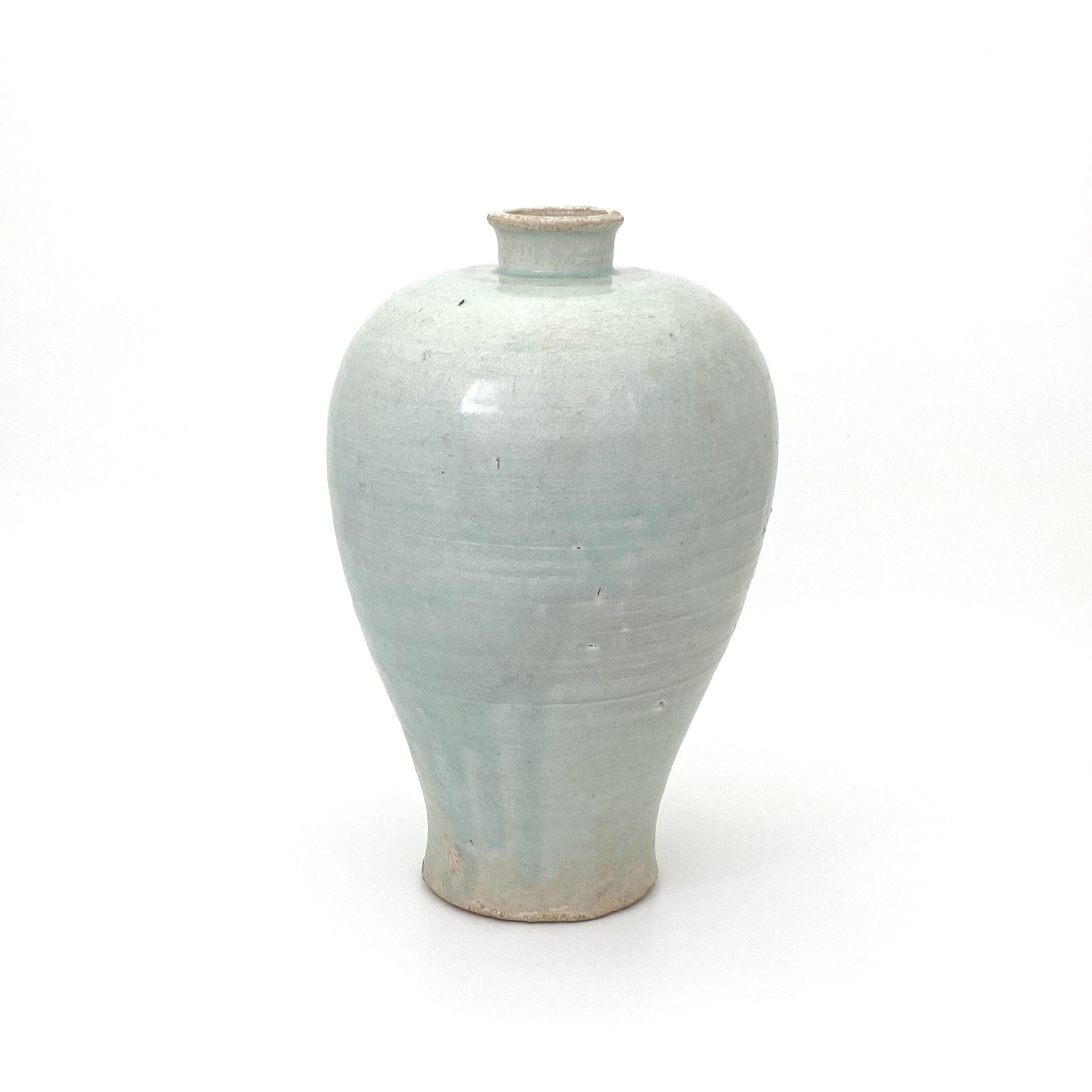 30027南宋 青白磁 梅瓶